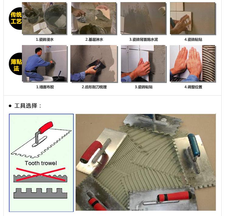 vwin德赢官方ac米兰合作伙伴粘结剂如何正确使用(图文)